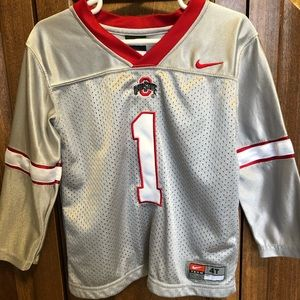 Nike size 4T Jersey. Ohio State